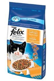 Felix Sensations Meaty mit Geflügel 6 x 2 kg