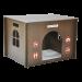 Replus | Heimtier-WC Secret Service in Tabac | Holz,braun 1