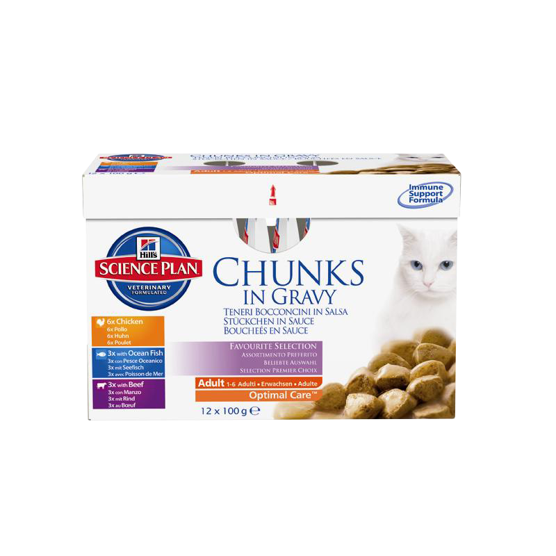 Hill's | Science Plan Feline Adult Multipack