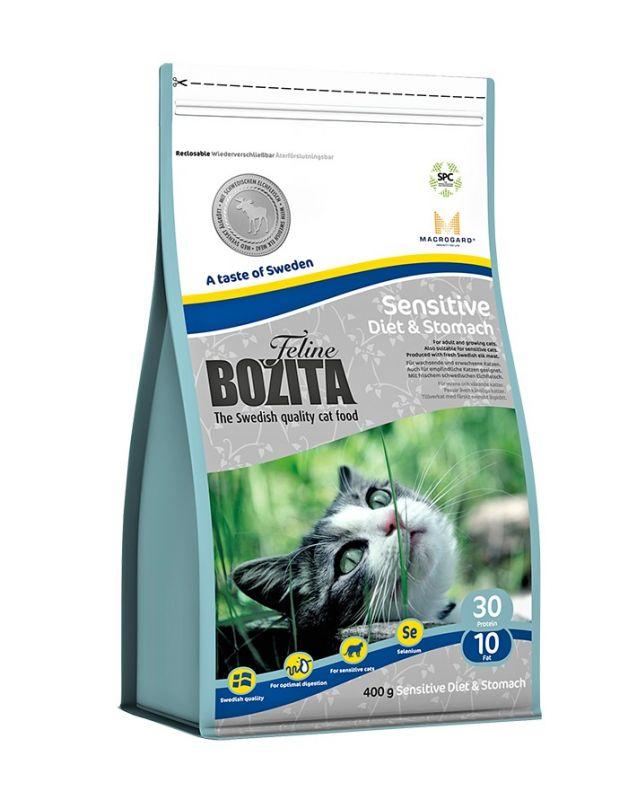 Bozita   Feline Sensitive Diet & Stomach