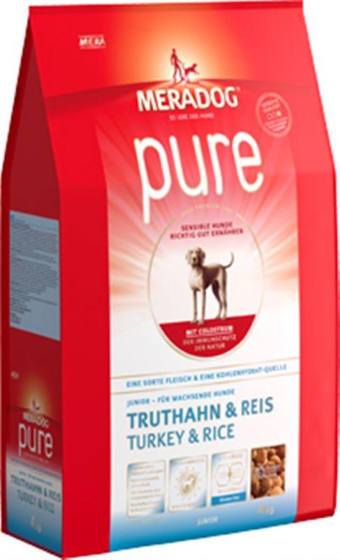 Mera Dog | Pure Junior Truthahn & Reis