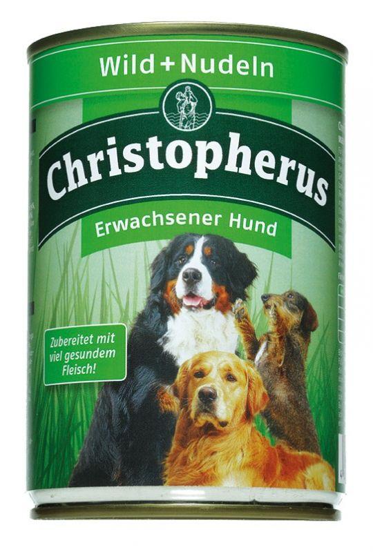 Allco | Christopherus Erwachsener Hund Wild & Nudeln