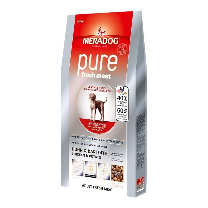 Mera Dog | Pure Fresh Meat Huhn & Kartoffel