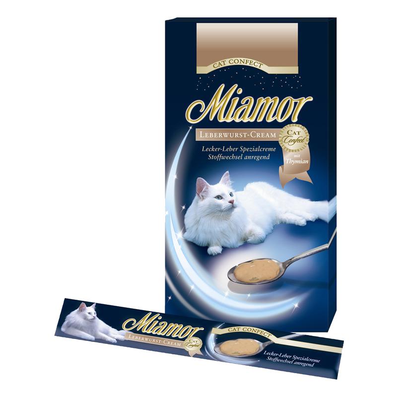 Miamor | Cat Confect Leberwurst-Creme