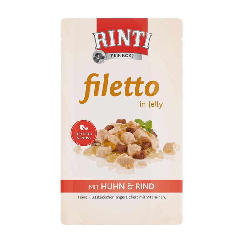Rinti | Filetto in Jelly Huhn & Rind