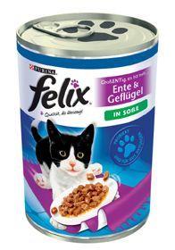 Felix | Leckerbissen Ente, Geflügel & Gemüse