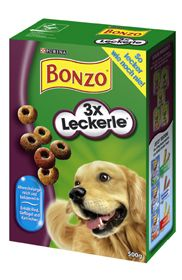 Bonzo   3xLeckerle