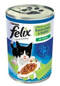 Felix   Leckerbissen Kaninchen, Huhn & Gemüse