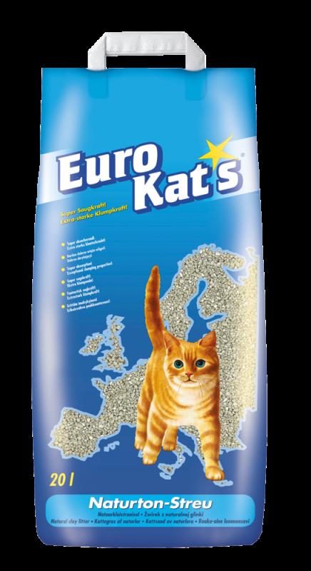 EuroKat's   Naturton Streu