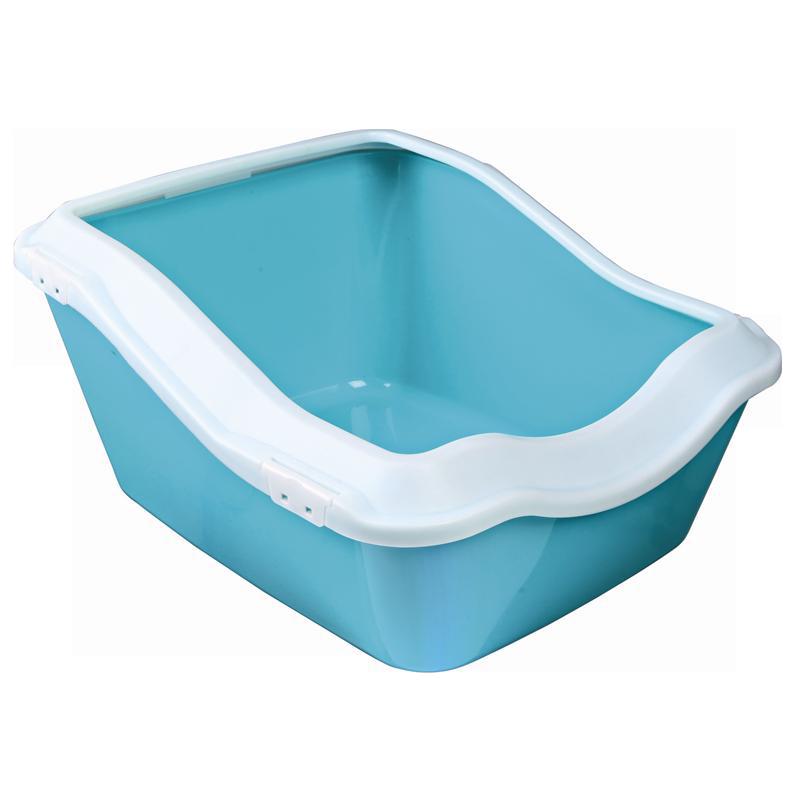 Trixie   Cleany Cat - blau