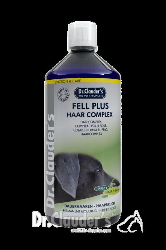 Dr. Clauder's | Function & Care Pro Hair & Skin Fell Plus Haar Complex
