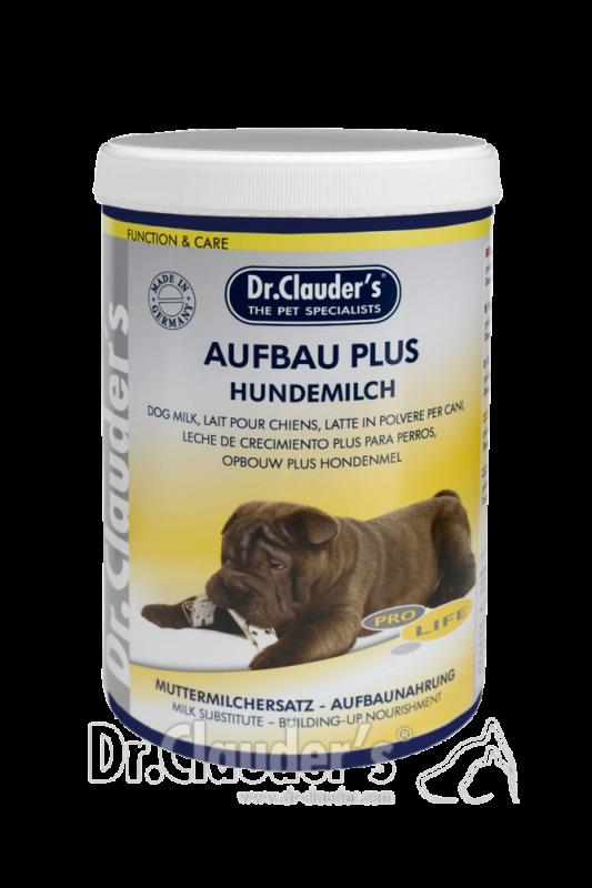 Dr. Clauder's   Function & Care Pro Life Aufbau Plus Hundemilch