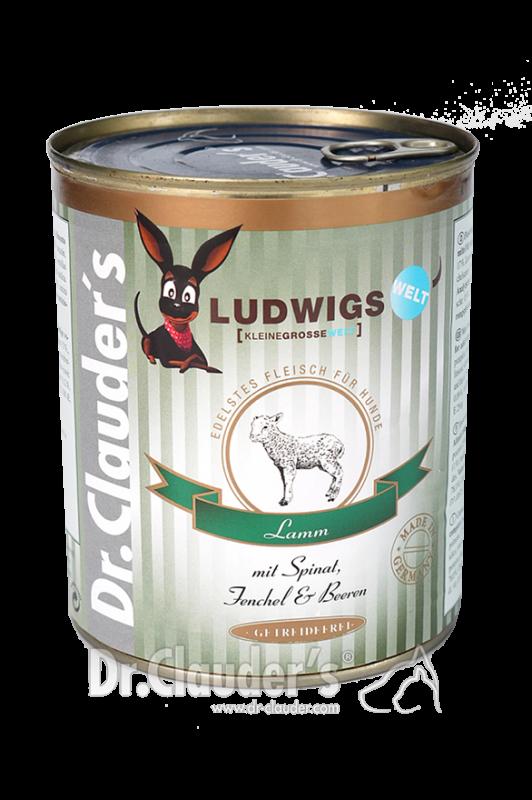 Dr. Clauder's   Ludwigswelt Lamm