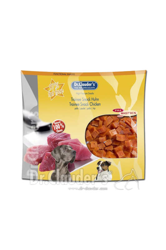 Dr. Clauder's | Snack Strips Huhn Trainee BigBox