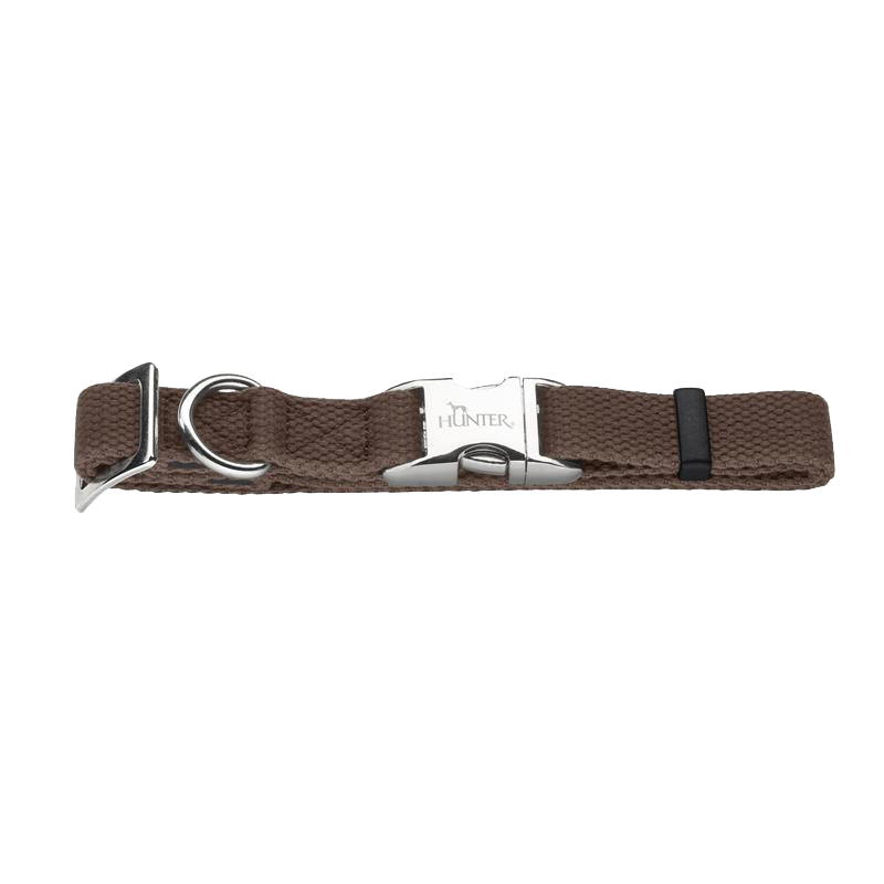 Hunter   Cotton Alu-Strong braun