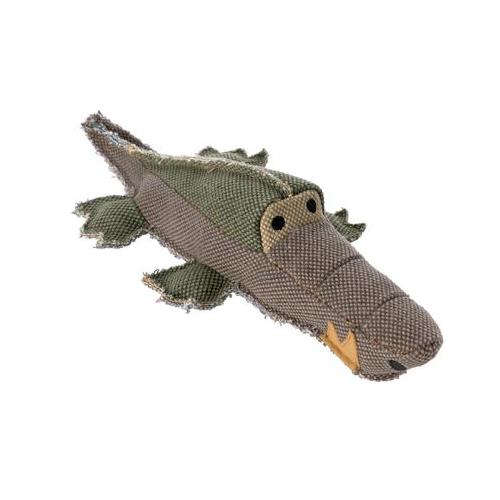 Hunter   Hundespielzeug Canvas Maritime Krokodil