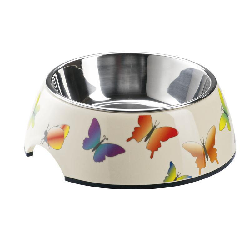 Hunter   Melanin-Napf Butterfly weiß