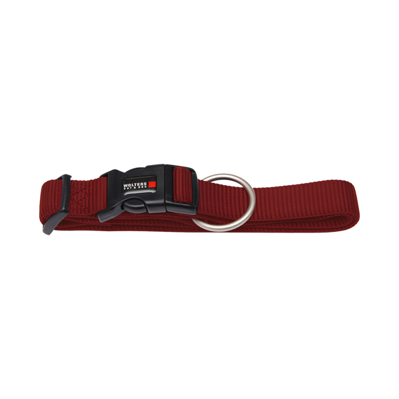 Wolters   Halsband Professional extra-breit in Rot