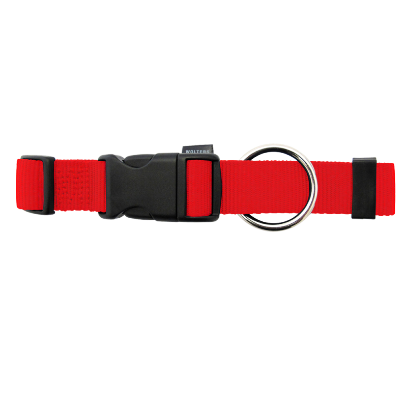 Wolters | Halsband Basic in Rot