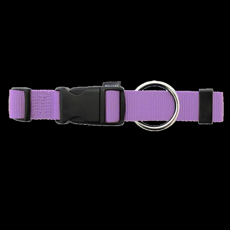 Wolters | Halsband Basic in Flieder