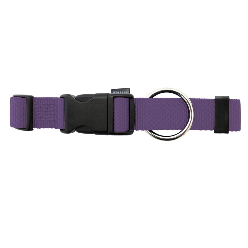 Wolters | Halsband Basic in Violett