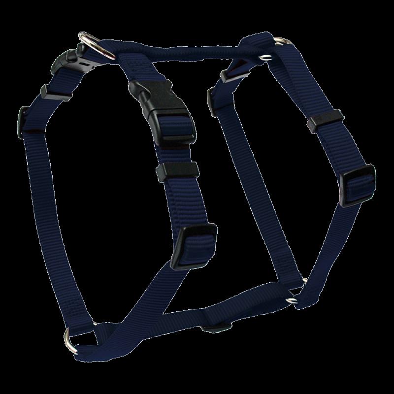 Wolters | Geschirr Basic in Marine-Blau