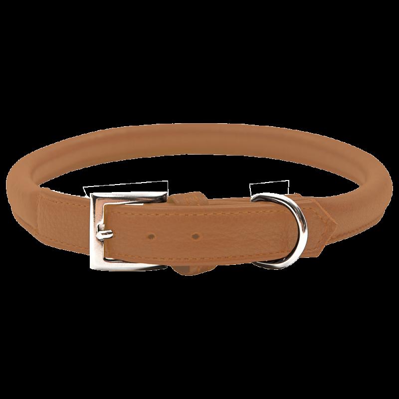 Wolters   Halsband Terravita rund in Nougat