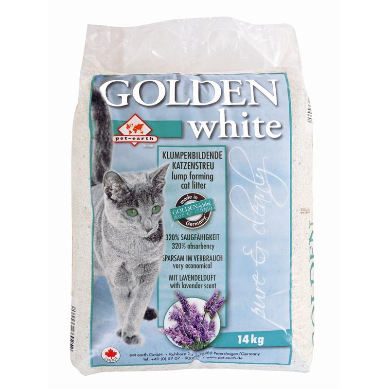 Golden grey | White