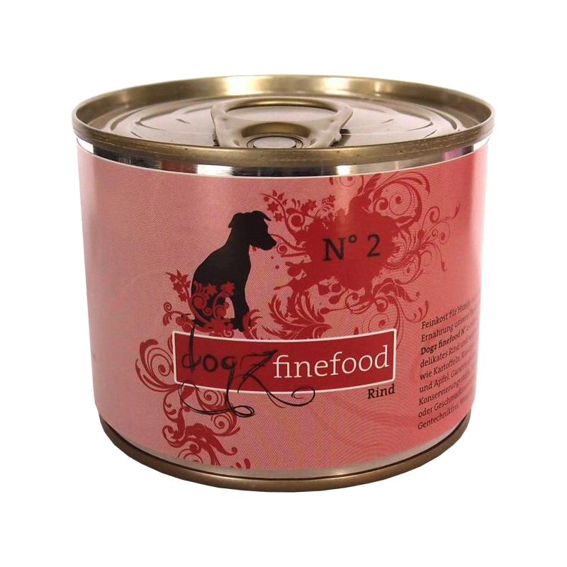 Dogz finefood | No. 2 Rind