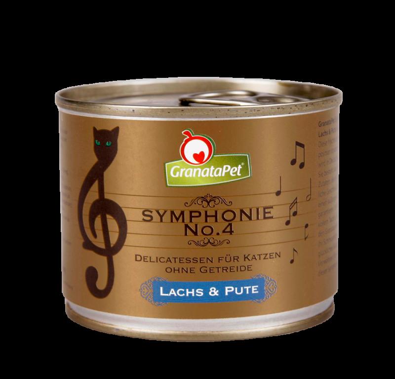 GranataPet | Symphonie Nr. 4 Lachs & Pute
