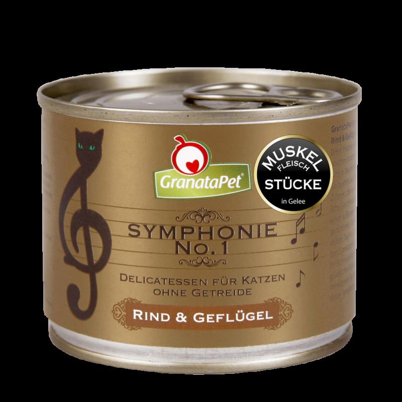 GranataPet | Symphonie Nr. 1 Rind & Geflügel