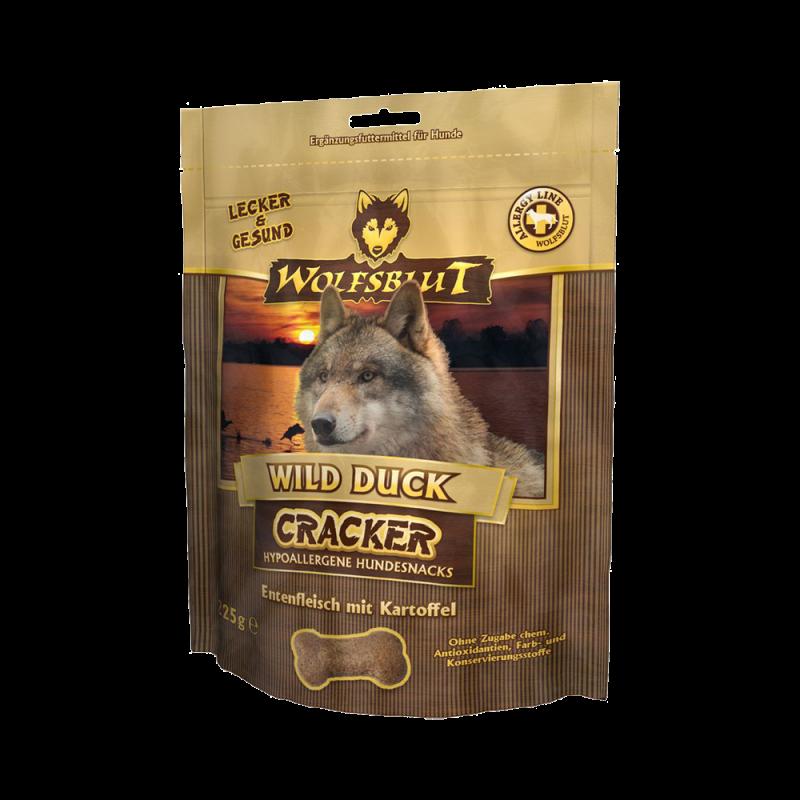 Wolfsblut | Cracker Wild Duck