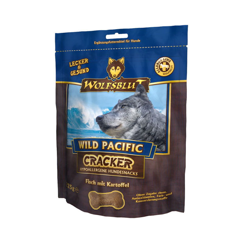 Wolfsblut | Cracker Wild Pacific