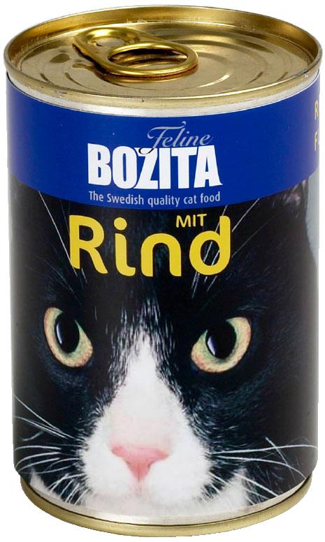 Bozita | Feline mit Rind