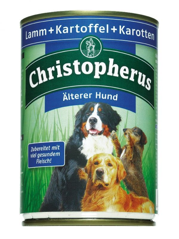 Allco | Christopherus Älterer Hund Lamm & Kartoffel & Karotten