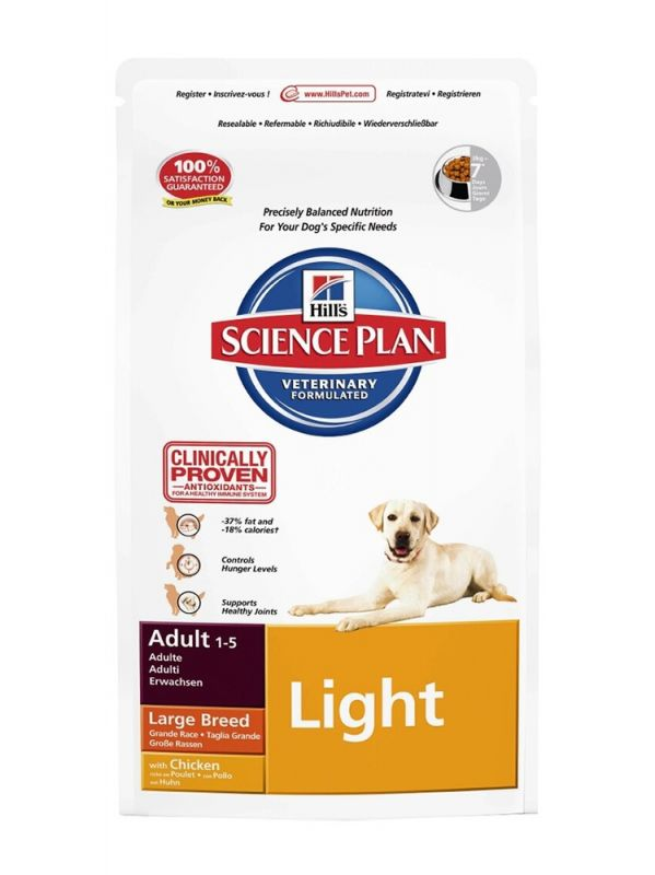 Hill's | Science Plan Large Breed Light mit Huhn