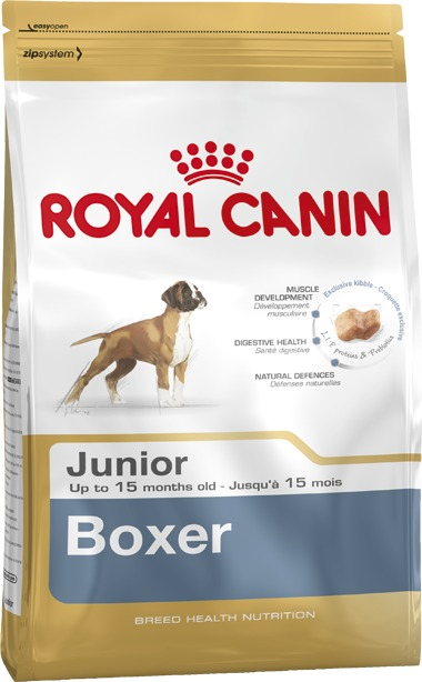Royal Canin | Boxer Junior