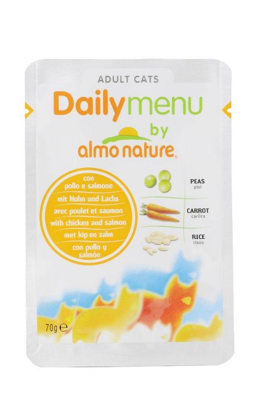 Almo Nature | Dailymenu mit Huhn und Lachs