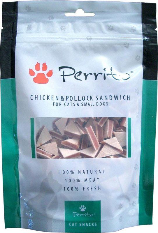 Perrito | Chicken & Pollock Sandwich small