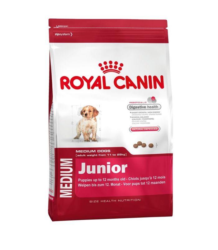 Royal Canin | Medium Junior