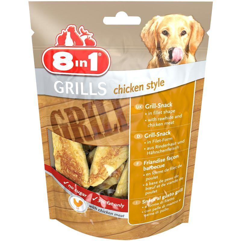 8in1 | Grills Chicken Style