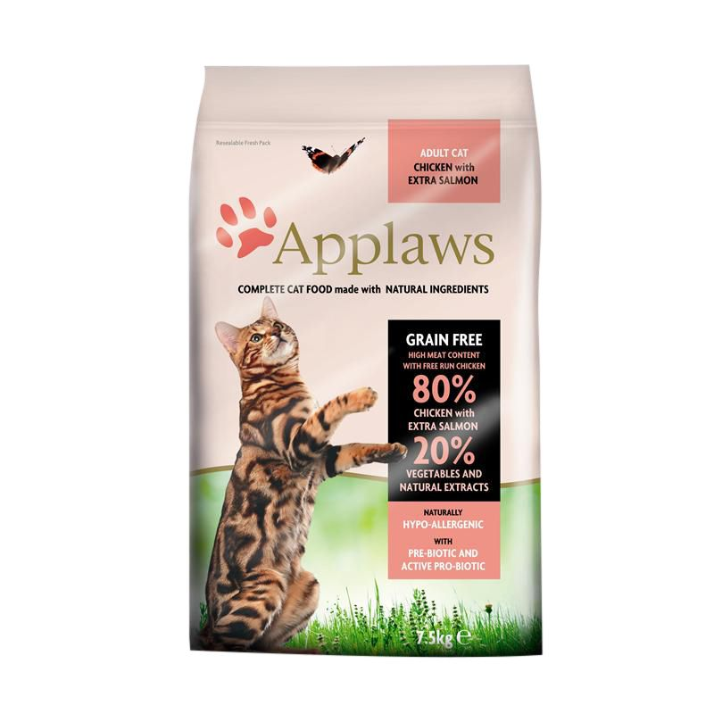 Applaws | Chicken with extra Salmon