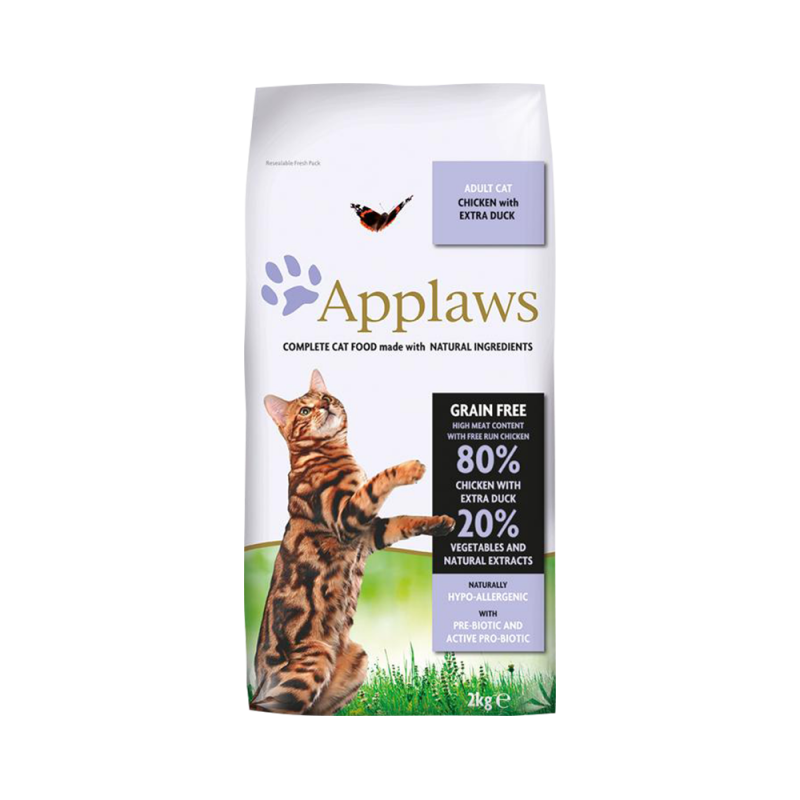 Applaws   Adult Hühnchen und Ente   Getreidefrei,Sensitive,Glutenfrei,Geflügel 1