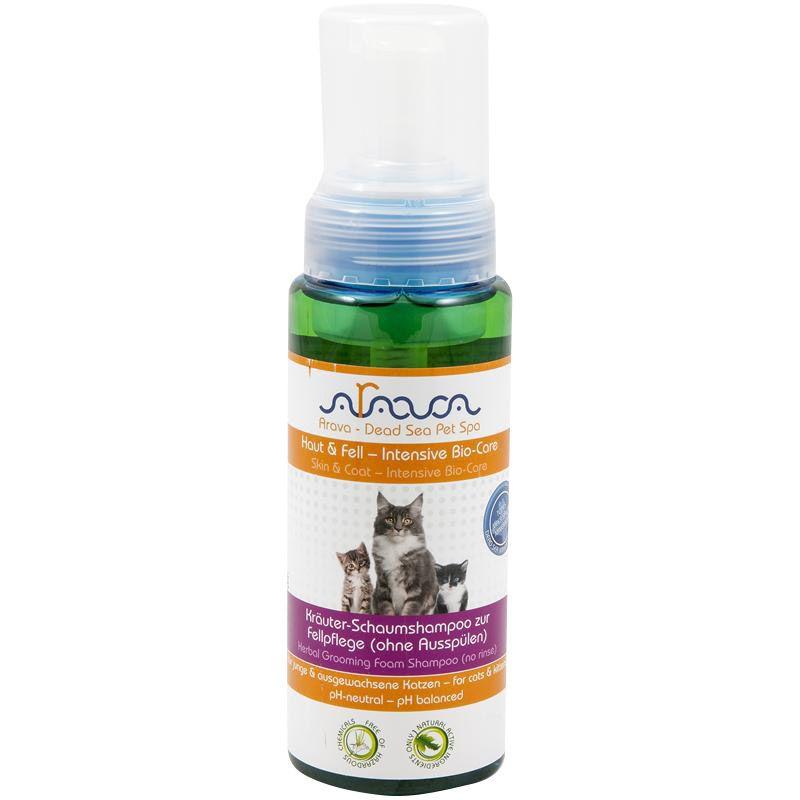 Arava | Kräuter-Schaumshampoo zur Fellpflege