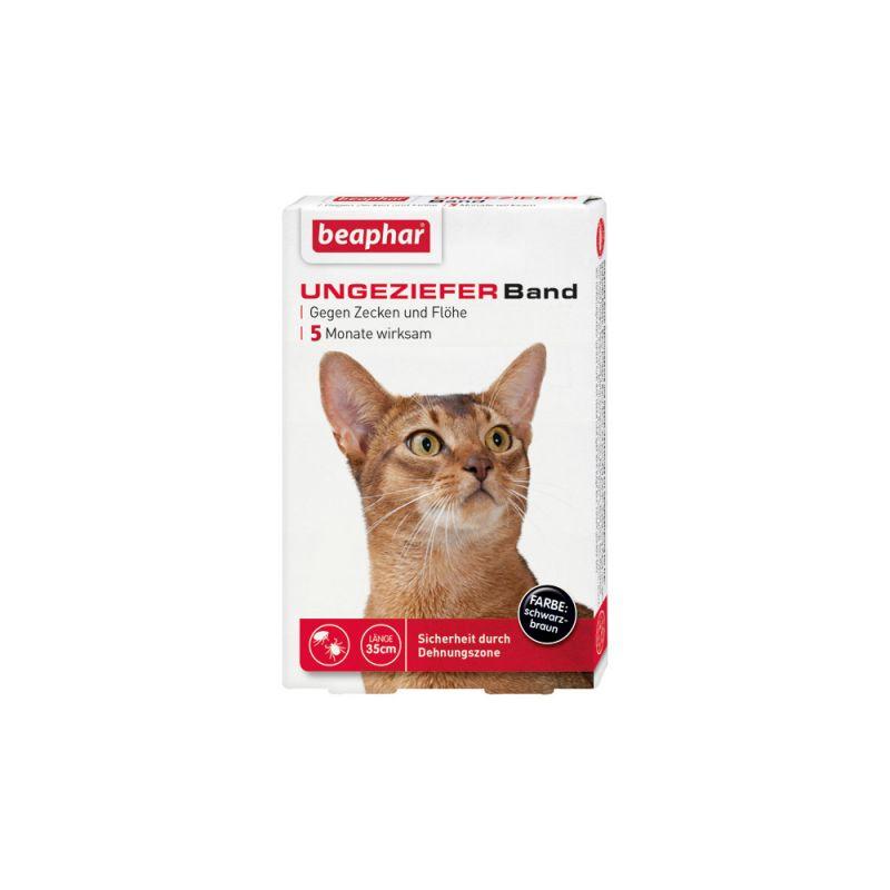 Beaphar | Ungezieferband Katze