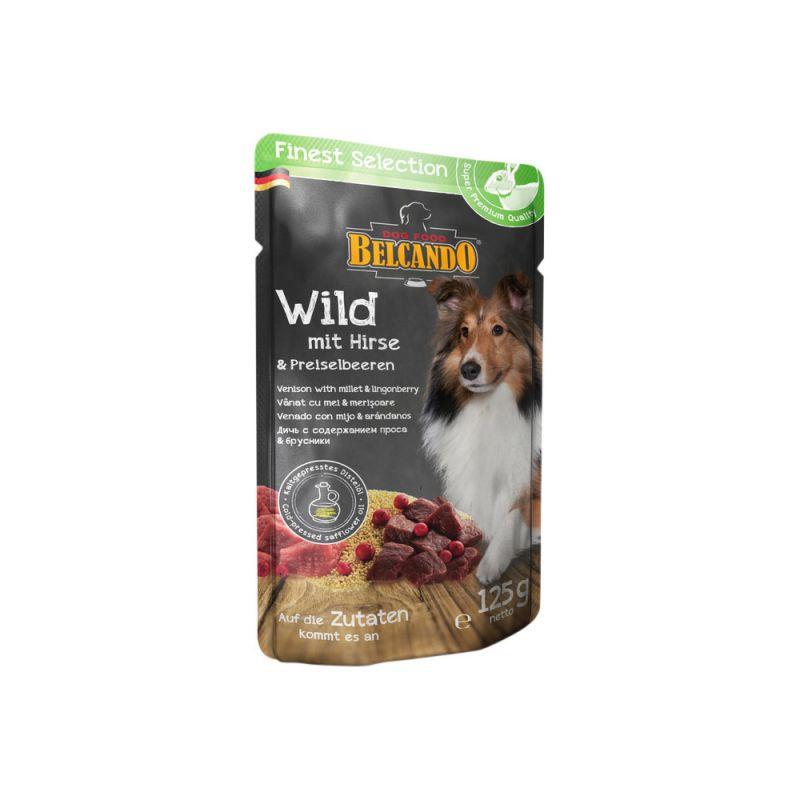 Belcando | Wild mit Hirse & Preiselbeeren