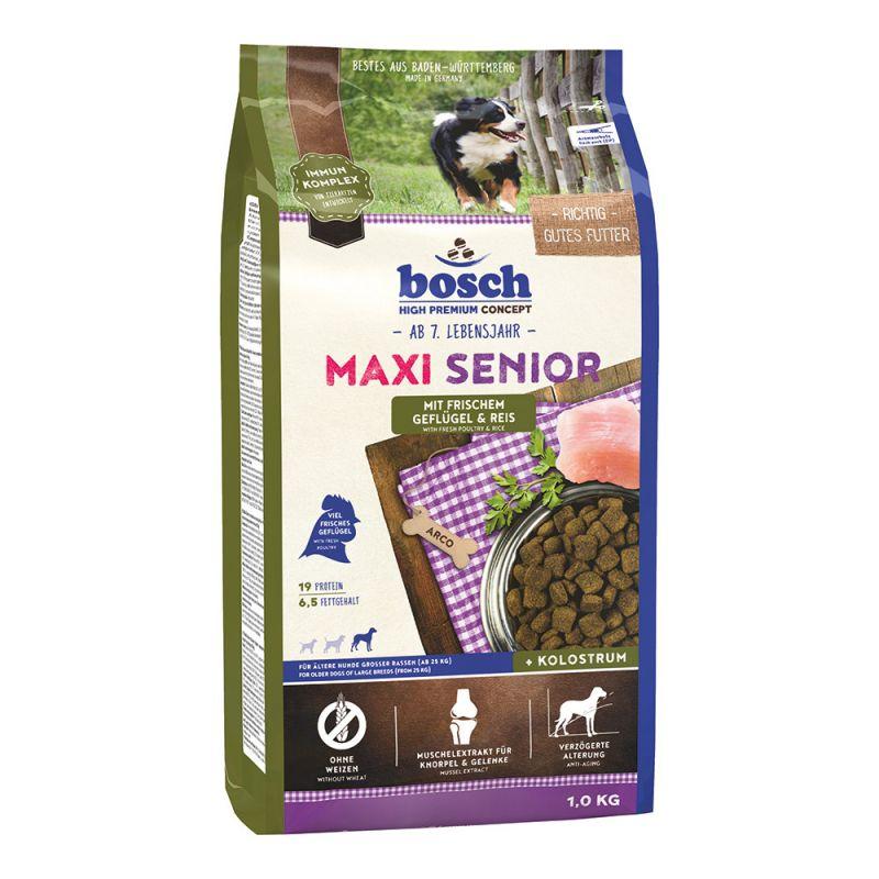 Bosch | Maxi Senior Geflügel