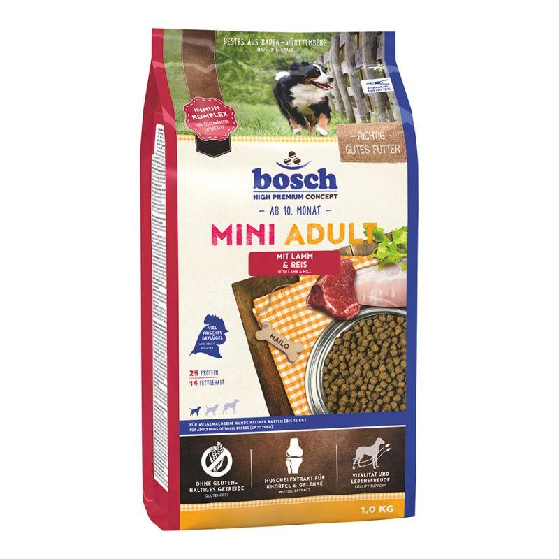 Bosch | Mini Adult Lamm & Reis