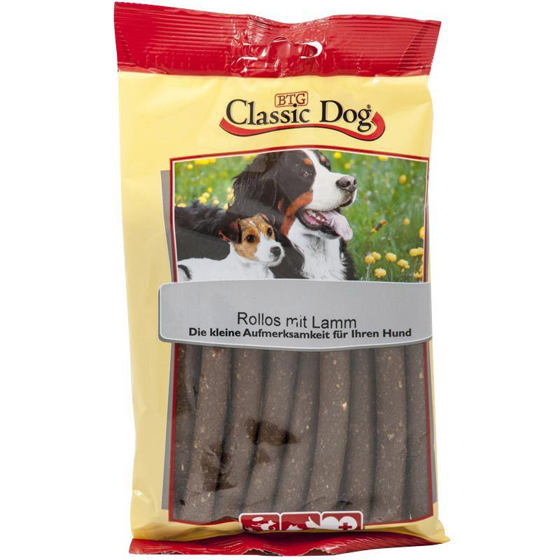 Classic Dog | Rollos mit Lamm