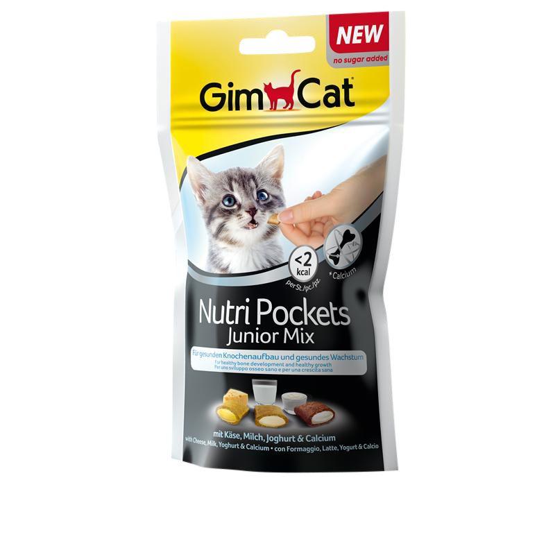 Gimcat | Nutri Pockets Junior Mix